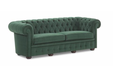 Chesterfield, vert mélèze
